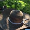 Magid Women's Space Dyed Wide Brim Floppy Hat