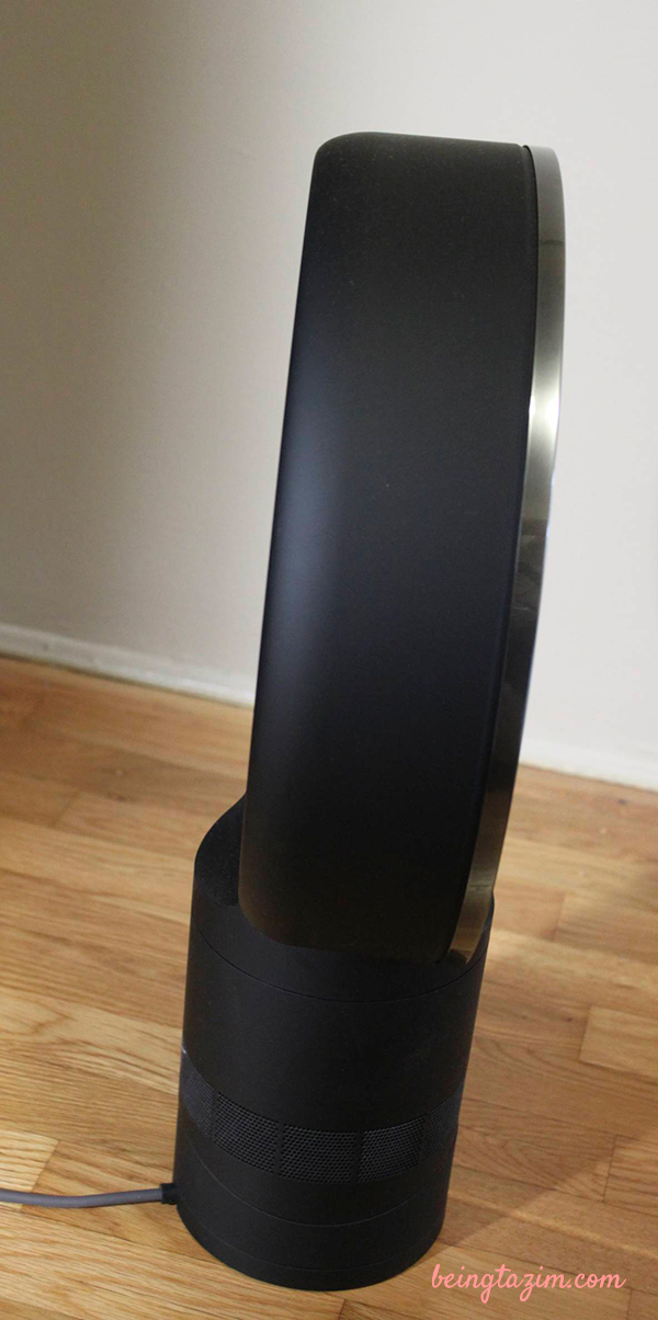 The Dyson Am06 Fan Is Powerful Yet Quiet Being Tazim