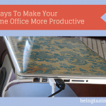 3 Ways to Make your Home Office more Productive (Plus Giveaway – Canada Only)