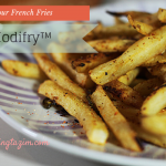 Elevate your French Fries #Modifry™