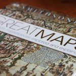 Smithsonian Great Maps Book from DK Canada