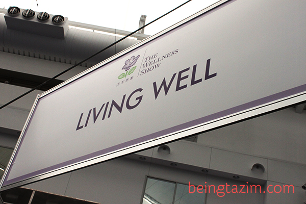Living Well stage
