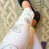 Leggings - I love Veggies