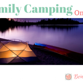 Family Camping in Ontario