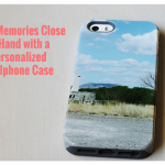 Keep Memories Close at Hand with a Personalized Cellphone Case (with giveaway)