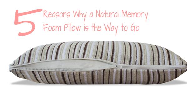 Essential Memory Foam Pillow