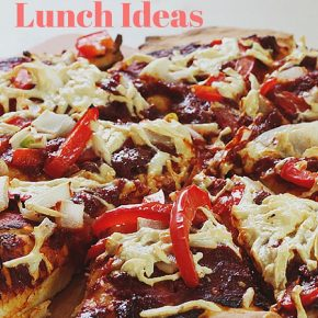 15 Vegan Lunch Ideas