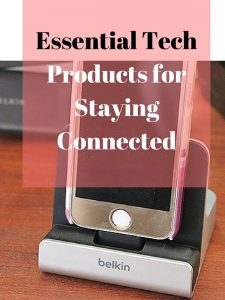 Essential Tech Products for Staying Connected (with Giveaway Canada Only)