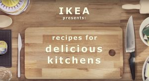 Recipes for Delicious Kitchens from IKEA