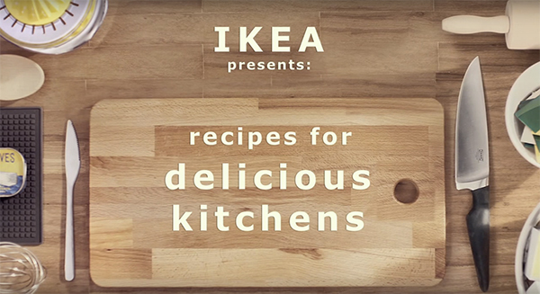 IKEA Kitchens In A Delicious Recipe