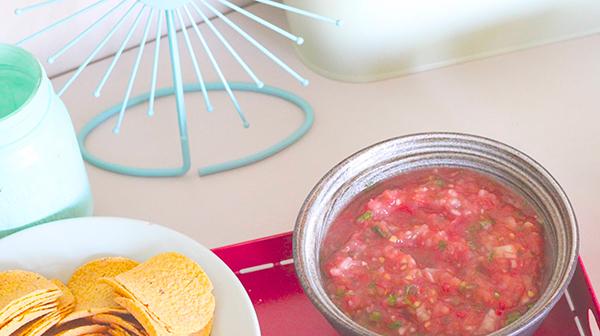 Tomato Salsa Mexican Fiesta