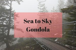 Sea to Sky Gondola Squamish Adventure – Vancouver Excursions