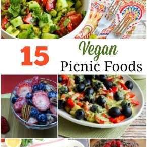 15 Vegan food ideas
