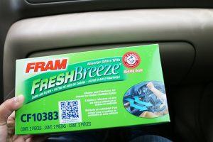 How I'm Going on a Journey for Fresh Air #FRAMFresh