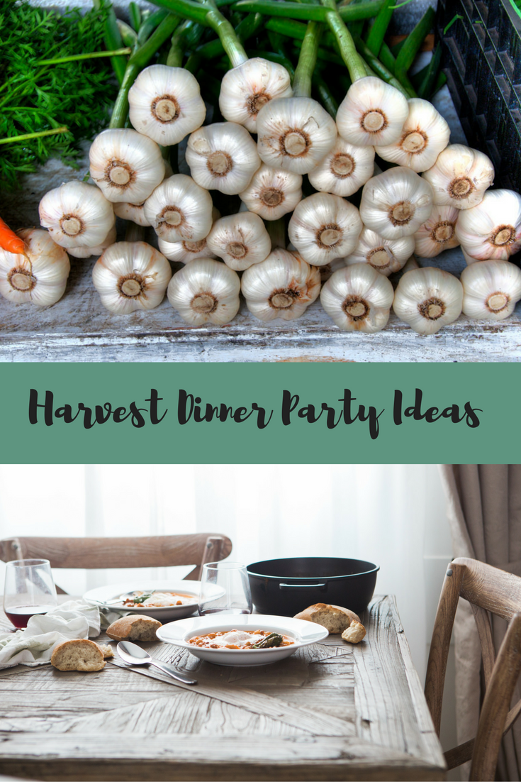 Harvest Dinner Party Ideas