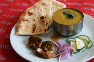 Vegan Aaloo Bhaji Recipe