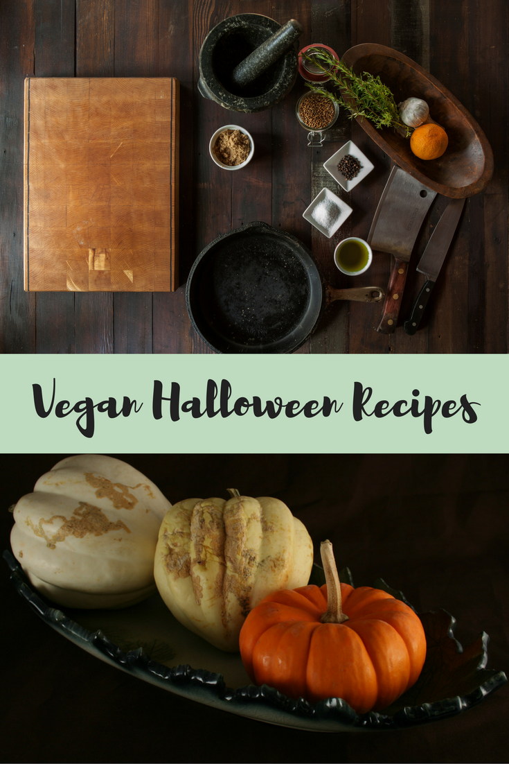 Vegan halloween Recipes
