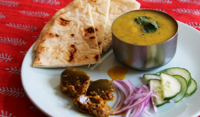 Vegan Aaloo Bhaji Potato Curry Recipe #Shan #TasteHappiness