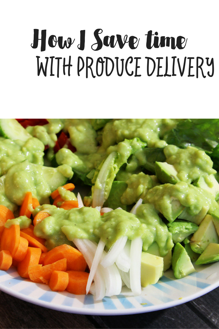 How I Save time with Produce Delivery