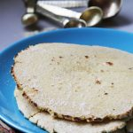 Vegan Gluten-Free Millet Flour Flatbread