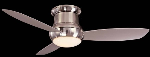 Minka Aire Concept II 52 Wet Ceiling Fan Model F574-BNW