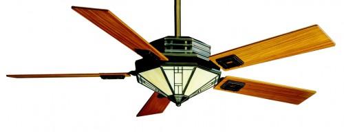 Casablanca Mission Ceiling Fan Model 97052T