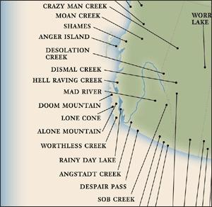 Geist Map