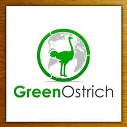Green Ostrich