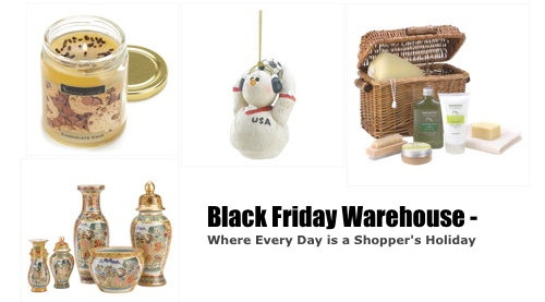 Black Friday Warehouse