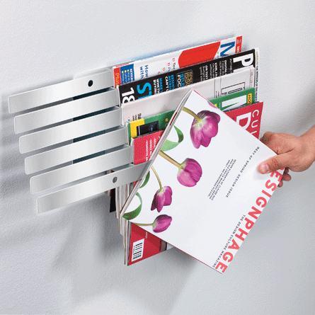 Magazine Holder Wall
