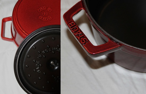 Staub Cast Iron Pot