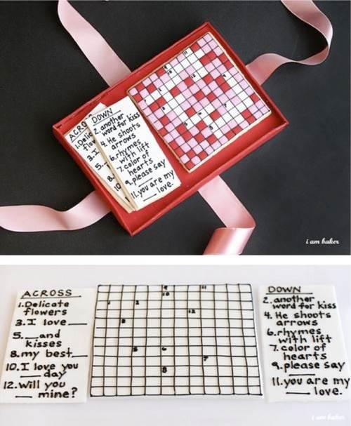 Handmade Valentine's Box