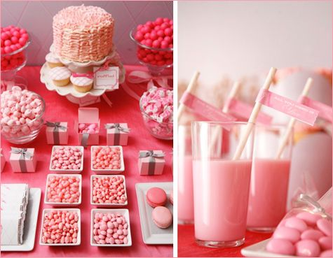 dessert buffet - Valentines Party Ideas For Adults