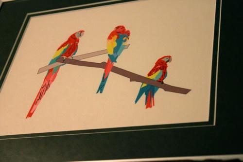 Bold Bird Print