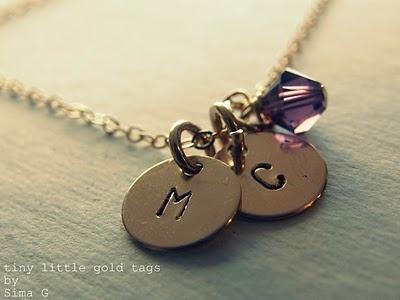 Tiny Gold Necklace