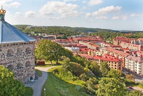 Sweden view