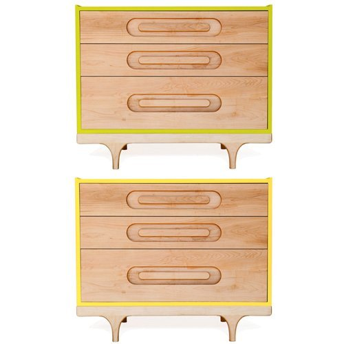 Eco-friendly dresser