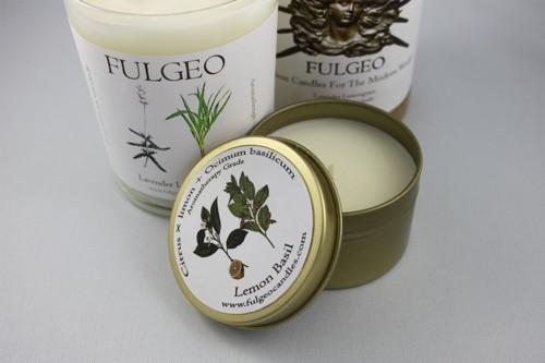 Fulgeo Soy Candle