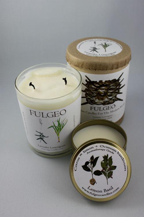 Fulgeo Vegan Soy Candles