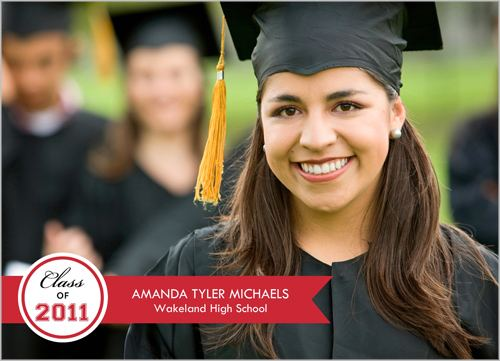 Graduation Announcement Cards