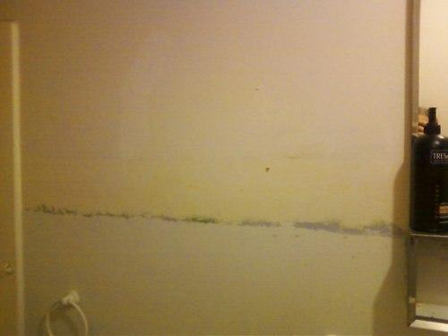 ugly wall