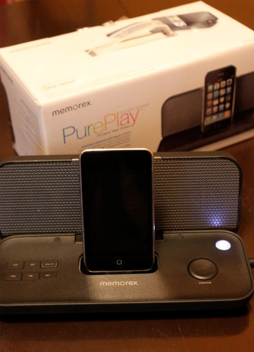 Memorex Pureplay