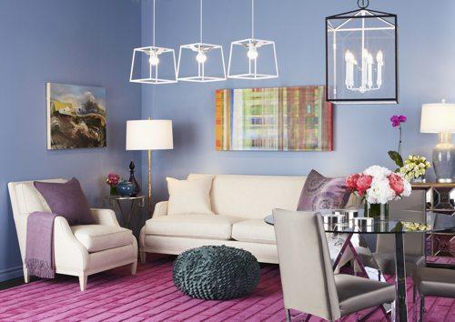living room LED