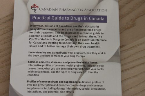 Guide to Drugs in Canada