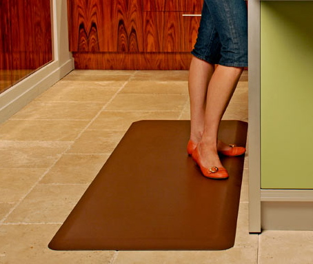 WellnessMats Anti-Fatigue Floor Mats Review - Being Tazim