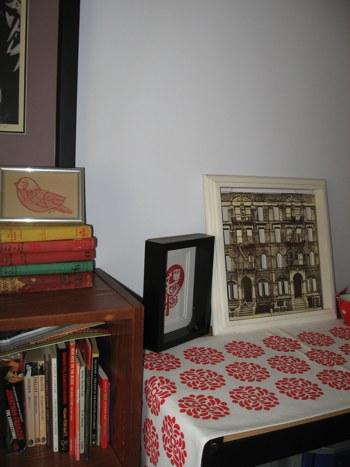 detail living room