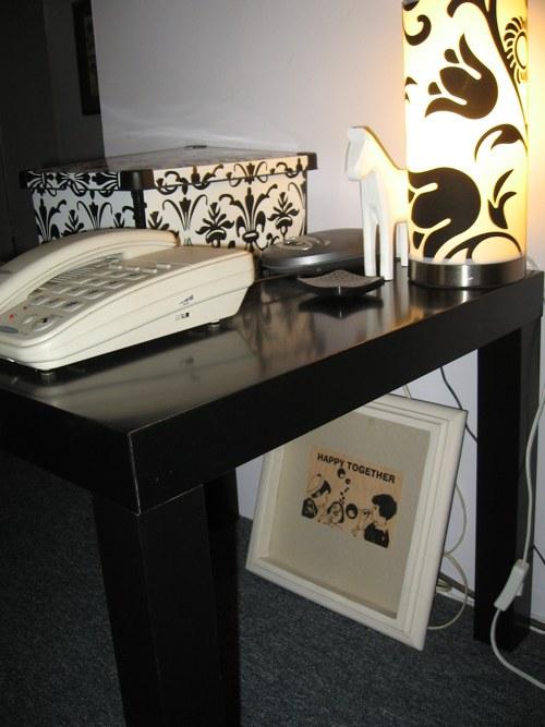 phone home decor living room