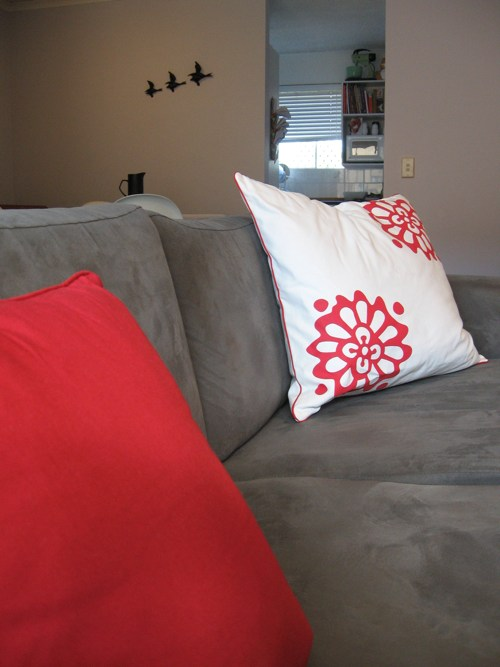 Sofa Close Living Room