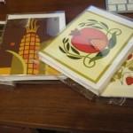 Art Deco Card Sets by Cindy Lindgren