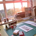 Unique Mixed Media Studio Peek Paula McGurdy